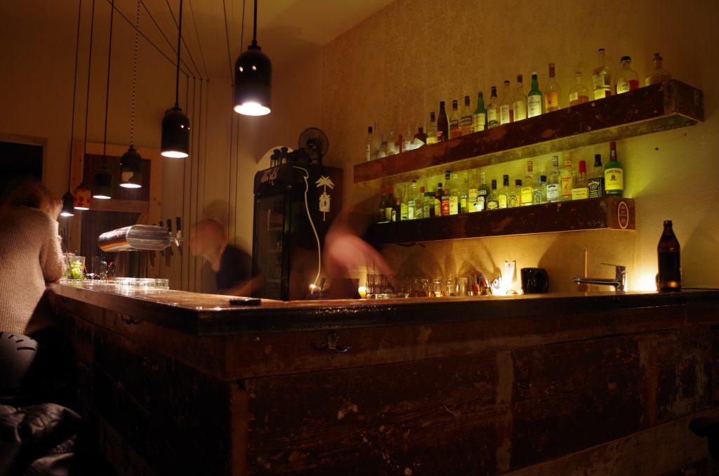 Flaschenzug Bar